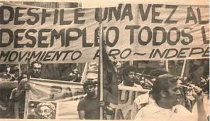 the 1970 puerto rican parade in 1970 the banner reads parade one day of the year unemployment every day claridad photo via interference archive