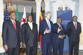 Image result for John Kerry and IGAD