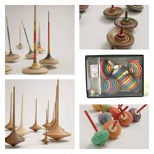 wooden spinning tops cool wooden toys