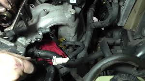 suzuki forenza head removal part coolant vacuum hoses suzuki forenza head removal part 4 coolant vacuum hoses removal