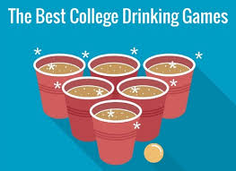 The Best College <b>Drinking Games</b> - College Ranker