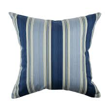 striped throw pillows. Contemporary Throw Vesper Lane Classic Blue And White Striped Throw Pillow With Pillows E