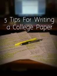 how to write college papers that will dazzle your professors  5 tips for writing a college paper blarouche
