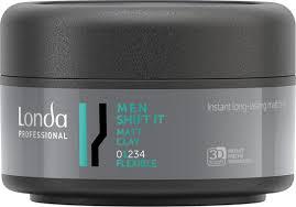 <b>Матовая глина</b> Londa Professional Shift It, 75 мл — купить в ...