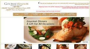 gourmetstation screenshot