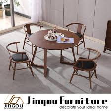 china modern wood round dining table restaurant furniture for home china restaurant furniture restaurant chair