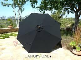 9 ft patio umbrella patio umbrella replacement canopy 9 ft 9 ft patio umbrella
