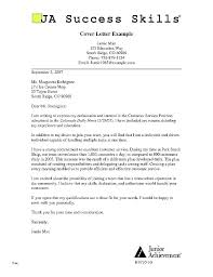 Cover Letter Layout Template – Resume Sample Source