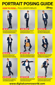 Cheat Sheet Full Length Male Model Poses Boy Photography
