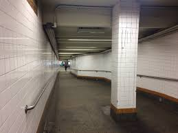 access must swipe into station diy enhancement no enhancement needed escape route running to the nearest train is your only way out