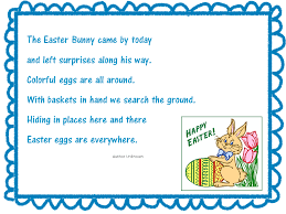 Beautiful Easter Poems Quotes Best of Funny Easter Poems