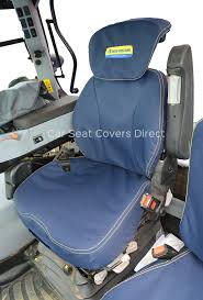 fully tailored extra heavy duty new holland tractor seat covers