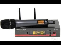 Обзор <b>радиосистем Sennheiser EW</b> 112 <b>G3</b>, <b>EW</b> 122 <b>G3</b>, <b>EW</b> 135 ...
