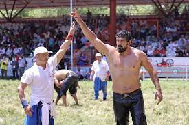 660'ıncı Tarihi Kırkpınar Yağlı Güreşleri'nde başpehlivanlık heyecanı -  SPOR - www.didimpostasi.com - Rehber Gazetesi