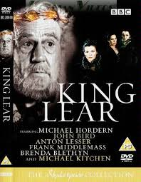 Directed by Jonathan Miller in 1982, King Lear is part of the BBC's project to film all of Shakespeare's plays. It is performed as though on a theatre stage ... - king-lear