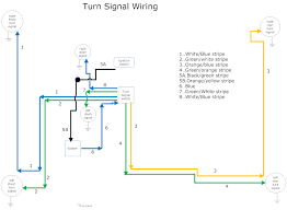 two light wiring diagram two wiring diagrams turn signal wiring two light wiring diagram