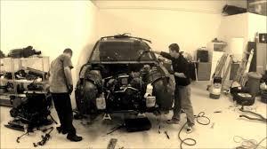 2003 BMW X5 4.6is Engine Swap - YouTube