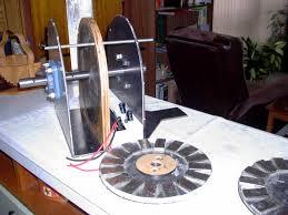Homemade windmill electric George Mayda