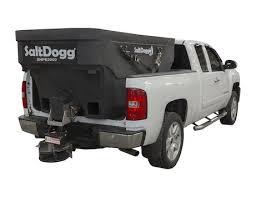 V Box Pickup Truck Salt Spreaders - SaltDogg® | Buyers Products