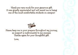 Thank You Note Examples Graduation Thank You Notes Wording Examples Project Presentation