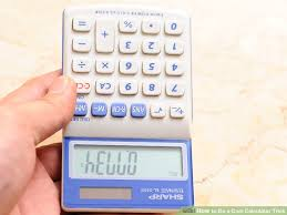 image titled do a cool calculator trick step 1