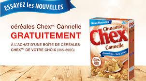 """Résultat de recherche d'images pour """"céréale chex cannelle"""""""