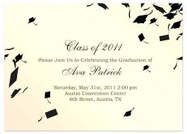 Invitation Cards Free Homemade Graduation Invitations For