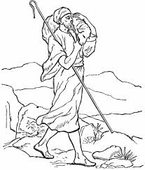 Small Picture David And His Sheep Coloring Page Coloring Coloring Pages