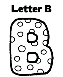 Letter Alphabet Coloring Pages Free C For Preschoolers Printable T ...
