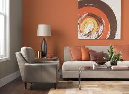 For Living Room Colours Peking Orange Living Room Living Room Colours Rooms By Colour