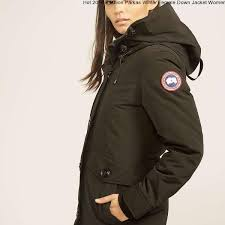 canada goose brookvale women s winter coat black hot 2018 fashion parkas winter female down jacket women