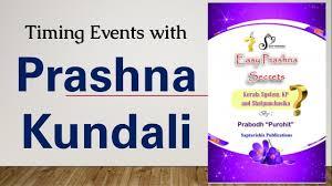 Timing Events With Prashna Kundali With Sigita From Romania