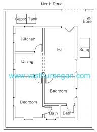 vastu plan for north facing plot 5