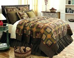 log cabin bedroom sets log cabin bed sets impressive cabin quilt bedding sets log cabin bedding