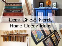 geek office decor. geek chic 8 nerdy home dcor ideas decor pinterest room and apartments office a