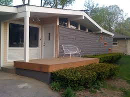 mid century modern front porch. Mid Century Modern Atomic Indy Front Porch Ideas Style For Ranch Home O