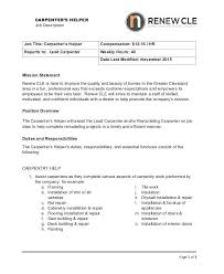 General Laborer Resume Examples – Foodcity.me