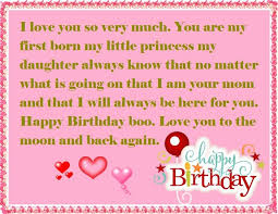 Nice Quote Wishes For Daughter Birthday