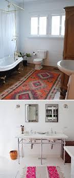 bathroom rug refresh