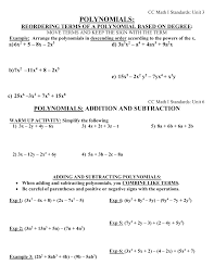 Subtractinglynomials Worksheet Worksheets Practice Adding And ...