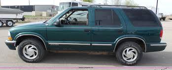 1998 Chevrolet Blazer LT SUV   Item J4223   SOLD! April 20 V...