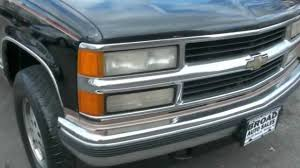 1995 Chevrolet Tahoe 1500 LS 4WD - YouTube