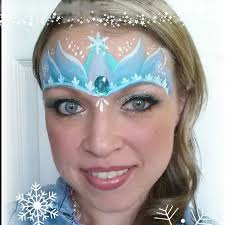 princess face painting ideas best 25 frozen face paint ideas on cool face elsa