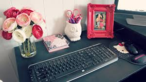 Office desk decorating ideas Makeover Stylish Office Desk Decor Ideas With Room Decor Officedesk Space Tour And Ideas Youtube Furniture Design Stylish Office Desk Decor Ideas With Room Decor Officedesk Space