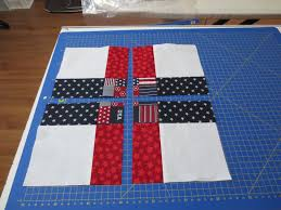 We Quilt: A Disappearing Nine Patch