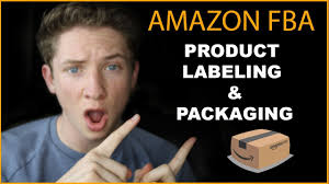 Amazon Fba Packaging Design Amazon Fba Labels And Product Packaging Design