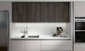 Second Nature Kitchen Doors A Square Edge Feature Door With A Textured Wood Effect