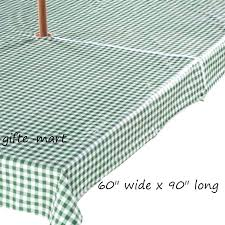 patio tablecloth round vinyl patio tablecloth round
