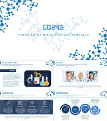 Science Powerpoint Template Free Scientific Powerpoint Template Business Research Poster Free