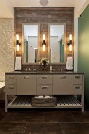 bathroom pendant lighting ideas. Bathroom Interior Decorated With Minimalist Vanity Using Pendant Lighting In Small Shape For Inspiration Ideas R